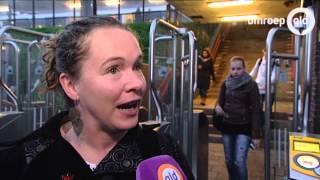 Download Poortjes tegen zwartrijden op station Culemborg Video