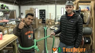 Download TreeStuff New Product Focus - Soft Shackle Crane Sling Video