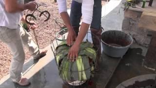 Download Cocinando Borrego al hoyo Video