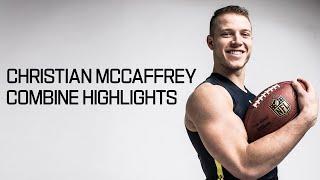 Download Christian McCaffrey (Stanford, RB) | 2017 NFL Combine Highlights Video