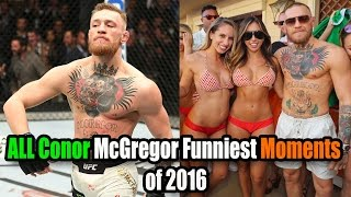 Download Conor McGregor FUNNIEST Video EVER ● 2016 Funniest Moments Video
