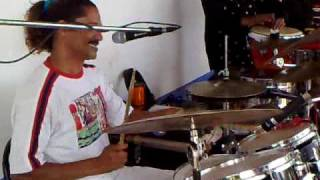Download Goan Band LYNX - Malaika (live) @ Kesarval Gardens Video