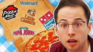 Download Which Chain Makes The Best Custom Pizza? Video