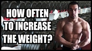 Download How Often To Increase Weight When Lifting? Video