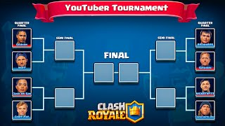 Download Clash Royale YouTuber Tournament ♦ FULL VERSION ♦ EPIC Battles! Video