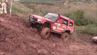 Download TWINS//İKİZLER Extreme offroad trial racing 2015 *Land Rover D2 TD5* Video