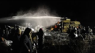 Download 180 DAPL protesters injured in altercations with N. Dakota police Video