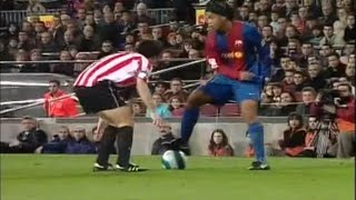 Download Ronaldinho vs Athletic Bilbao 2006/2007 ● Magical Performance Video