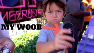 Download ANGRY KID SLAMS MY FINGERBOARD!!! (Sorry For Fingerboarding 12) Video