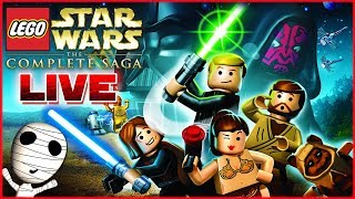 Download Die Rückkehr der Jedi Ritter! 🔴 Lego Star Wars: Die komplette Saga // Xbox Livestream Video