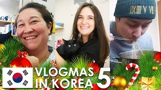 Download VLOGMAS IN KOREA #5 - Helping blind cats, Good friends, Cooking spicy ramyeon, Dragon Ball Super! Video