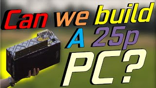 Download Can we build a PC for £0.25 ($0.30)? Video