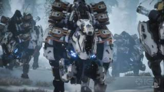Download Horizon: Zero Dawn Trailer - PSX 2016 Video