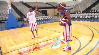 Download Learn the ″Step Back″ Dribble from the Harlem Globetrotters Video