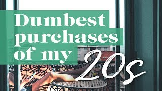 Download The 6 Dumbest Purchases I Made In My 20s   The Financial Diet Video