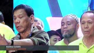 Download Duterte speech at MAD for Change Part 2 Video