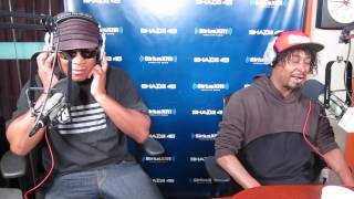 Download Danny Brown Smashes his Freestyle on Sway in the Morning Video