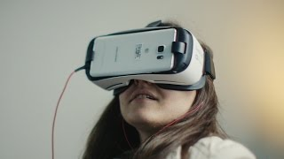 Download Samsung's Gear VR in the real world Video