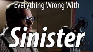 Download Everything Wrong With Sinister In 9 Minutes Or Less Video