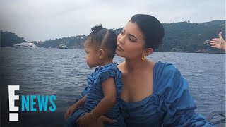 Download Kylie Jenner & Stormi Show Amore on Italian Vacation | E! News Video