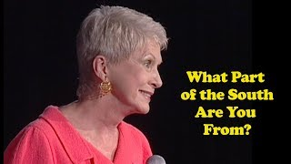 Download Jeanne Robertson | What Part of the South Are You From? Video