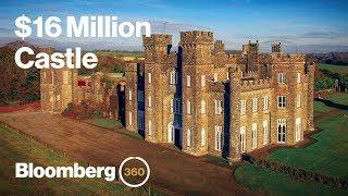 Download Tour a $16 Million Irish Castle in 360 Video