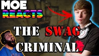 Download Moe Reacts To Swag Criminal! Video