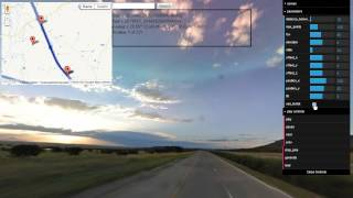Download Google Street View Hyperlapse with Motion Blur Video