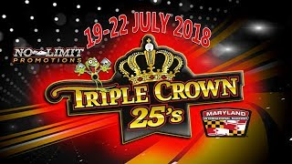 Download No Limit Promotions Moser Engineering Triple Crown 25's Event #3 - Sunday Combo Video