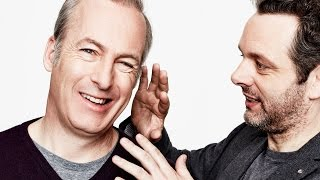 Download Actors on Actors presented by Autograph Collection: Michael Sheen & Bob Odenkirk - Full Version Video
