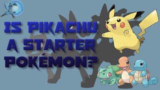 Download Is Pikachu a Starter Pokémon? Video