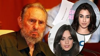 Download Camila Cabello, Lauren Jauregui & More Celebs React To Fidel Castro's Death Video