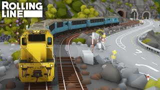 Download ✅ Rolling Line - Model Railroad Simulator - Tutorial and First Impressions Video