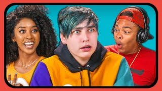 Download YouTubers React to Close Calls Compilation Video