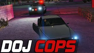 Download Dept. of Justice Cops #350 - Switching Seats (Criminal) Video