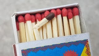 Download 4 Awesome Tricks with Matches Video