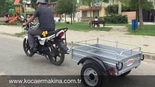 Download Motosiklet Römorku KMR-70 Video