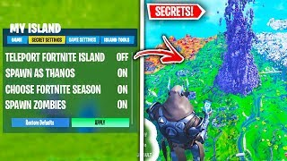 Download Top 10 Hidden Fortnite Creative Mode Secrets YOU NEED TO KNOW ABOUT! Video