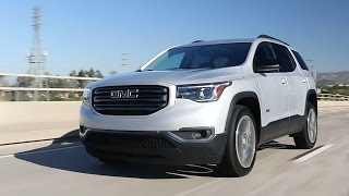 Download 2017 GMC Acadia - Review and Road Test Video