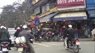 Download Vietnam: Hanoi to Ho Chi Minh by Train Video
