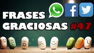 Download Frases cortas graciosas para poner en Whatsapp - Facebook - Twitter #47 Video