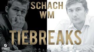 Download Carlsen - Karjakin Tiebreaks Schach WM 2016 | Großmeister-Analyse Video
