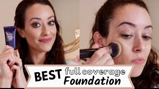 Download BEST FOUNDATION TO COVER HYPER-PIGMENTATION AND DARK SPOTS | ESTEE LAUDER DOUBLE WEAR MAXIMUM C0VER Video