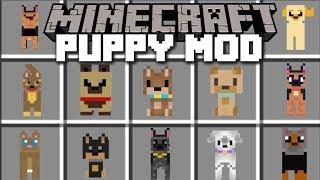Download Minecraft PUPPY MOD / HELP THE VILLAGERS FIND THEIR PUPPY!! Minecraft Video