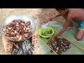 Download Amazing Two Children Cook Crabs - How To Cook Crabs In Cambodia - Countryside Food Video