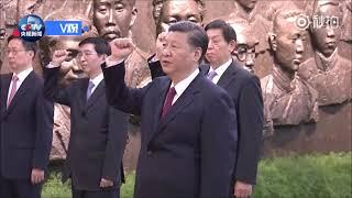 Download 习近平等七常委到上海中共成立遗址宣誓,喊冤者被拿下 Video