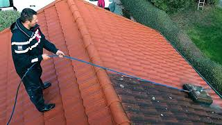 Download Aqua Jet Roof Cleaning System Video