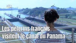 Download Visite du canal du Panama pour les jeunes du diocèse de Paris Video
