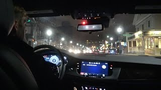 Download Playing Chauffeur in the Cadillac CT6 Video