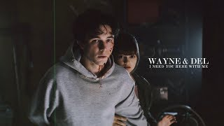 Download wayne&del | i need you here with me Video